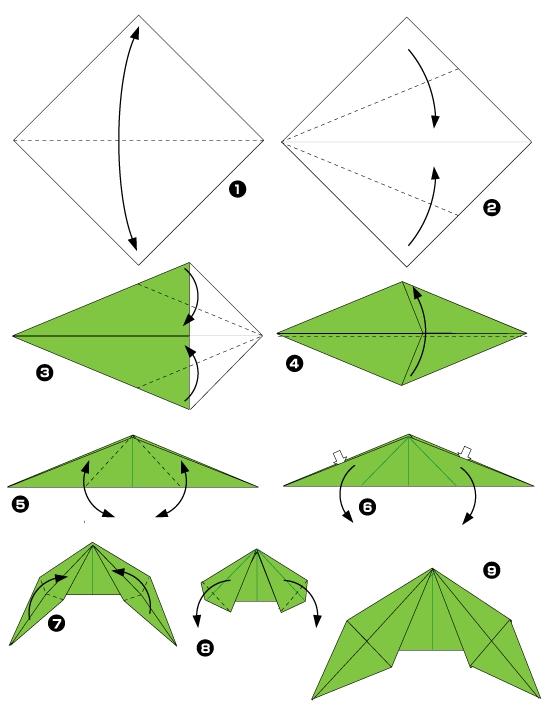Пион оригами2ч
