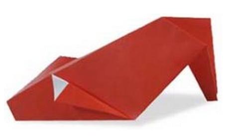 туфли оригами