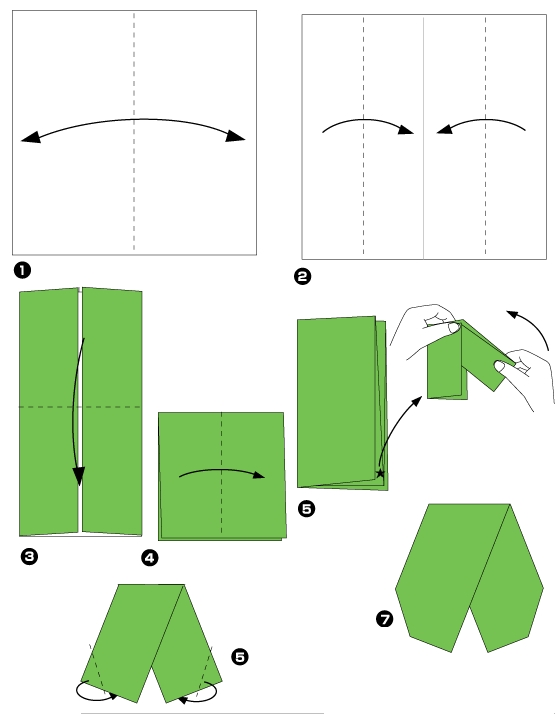 лотос2чоригами
