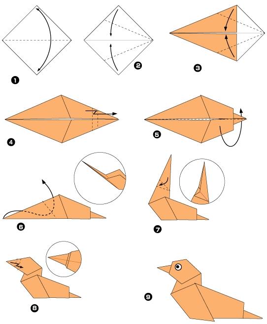 Модульные оригами своими руками