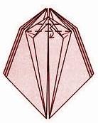бабочка оригами 18
