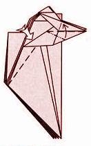 бабочка оригами 23