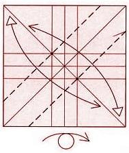 бабочка оригами 7