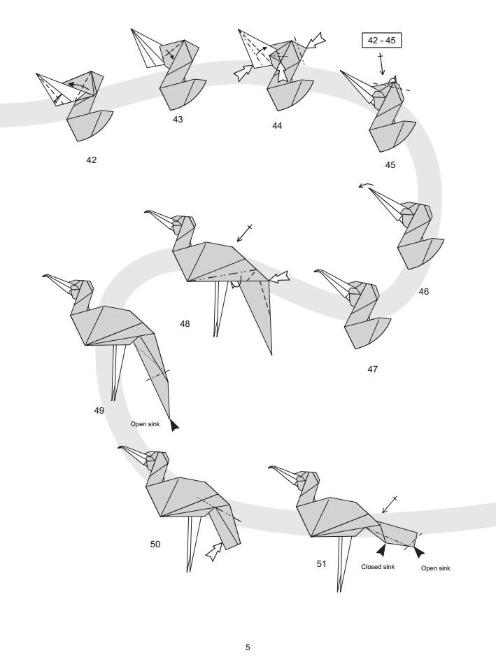 баклан оригами5