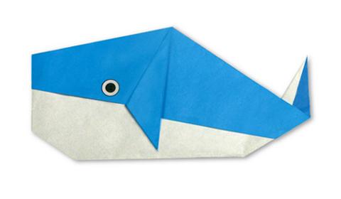 кит 3 оригами