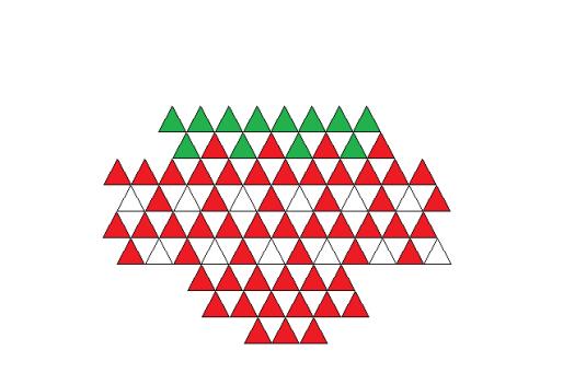 клубника модульное оригами