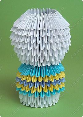 кролик модульное оригами10