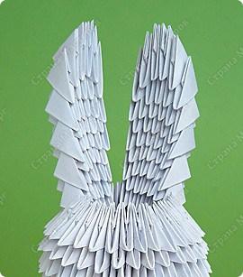 кролик модульное оригами13