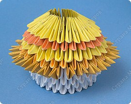 кролик модульное оригами17