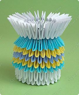 кролик модульное оригами8