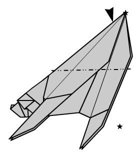 медведь оригами 36