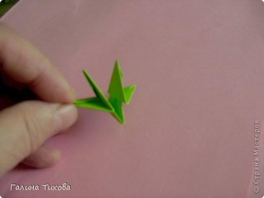 модульное оригами павлин20