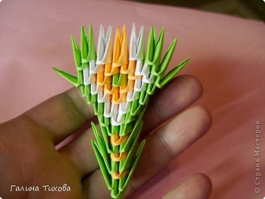 модульное оригами павлин29