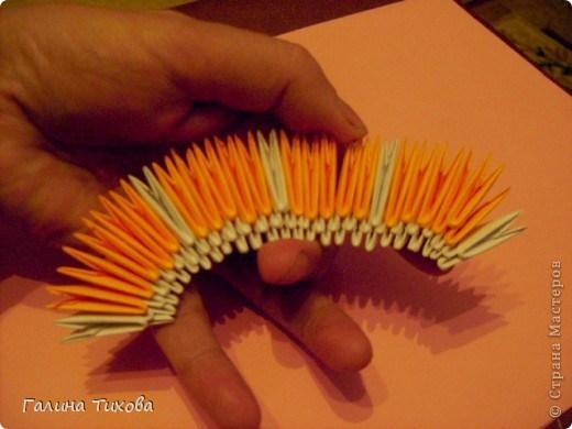 модульное оригами павлин3