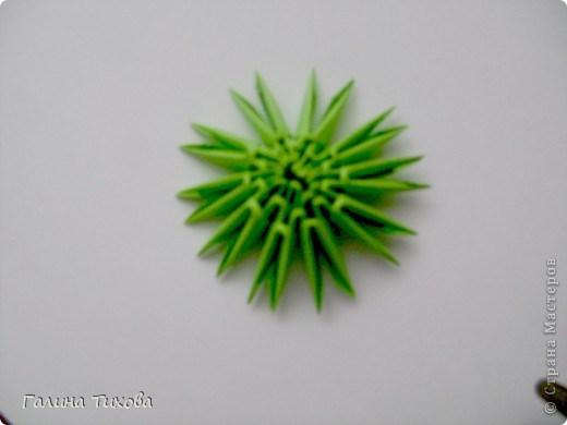 модульное оригами павлин34