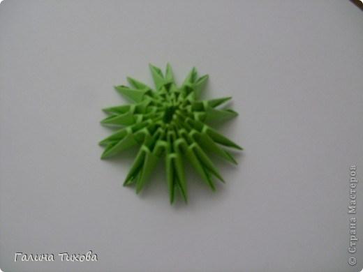 модульное оригами павлин35