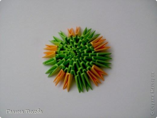 модульное оригами павлин37