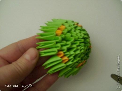 модульное оригами павлин39