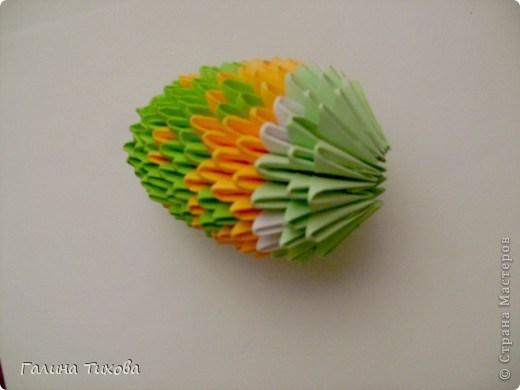 модульное оригами павлин42