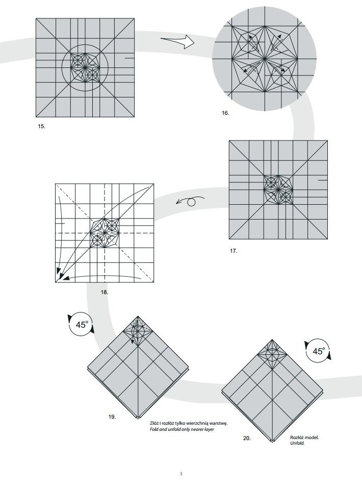 оригами дракон3