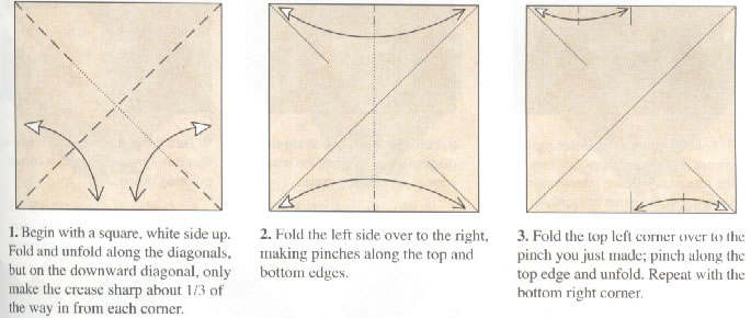 оригами карп1