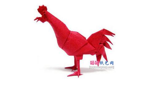 Оригами петух схема сборки пошаговые фото для начинающих