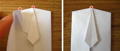 оригами рубашка10