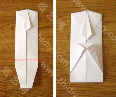 оригами рубашка13