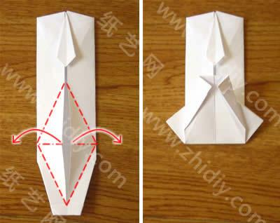 оригами рубашка14