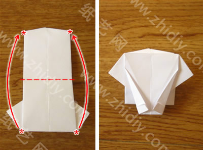 оригами рубашка15
