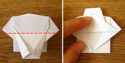 оригами рубашка16