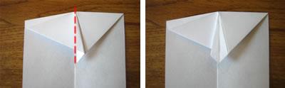 оригами рубашка6