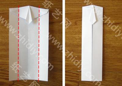 оригами рубашка8