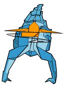 скорпион оригами 63