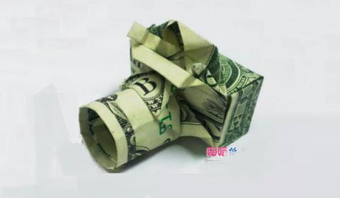 фотоаппарат оригами