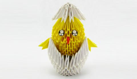 цыплёнок модульное