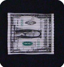 бабочка из денег 7