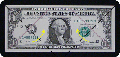 денежное сердце оригами 3