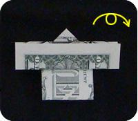 кимоно из денег12