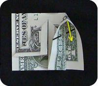 кимоно из денег5