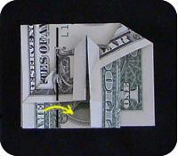 кимоно из денег6