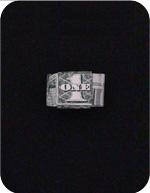 кольцо из денег 16