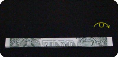 кольцо из денег 4
