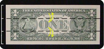 крест из денег 1