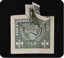 крест из денег 13