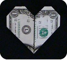 легкое денежное сердце 9
