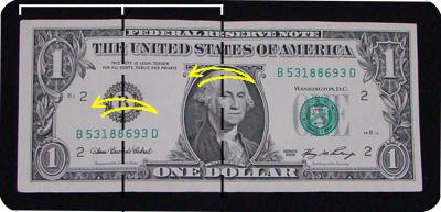 оригами из денег звезда 2