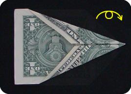 оригами из денег звезда 8
