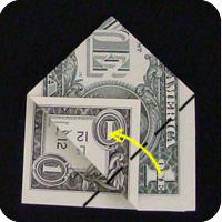 орнамент из денег 12