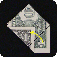 орнамент из денег 15